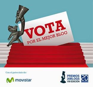 "Vota por ""El Andamio"""