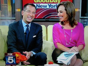 Dave Price and Rosanna Scotto
