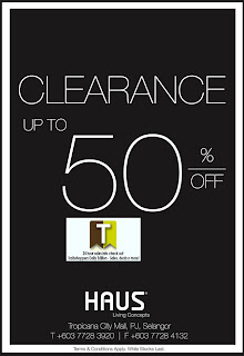 HAUS Clearance 2012