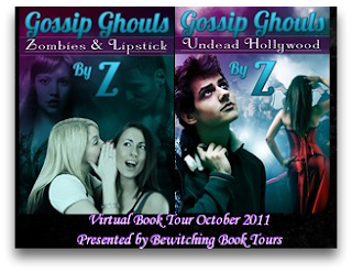 Gossip Ghouls Virtual Book Tour: Guest Post with author Z