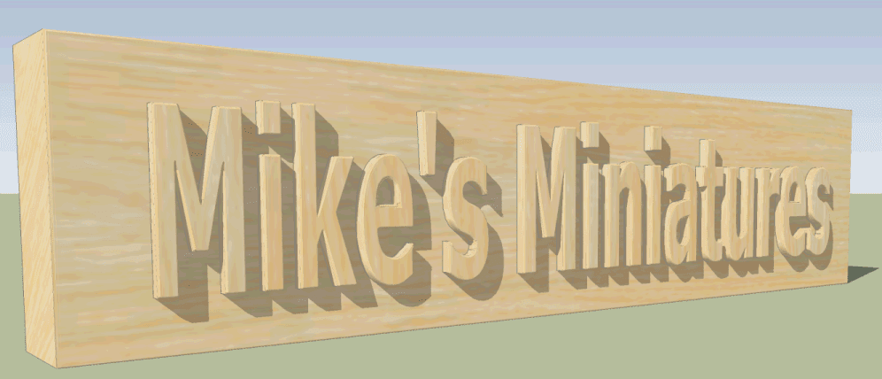 Mike's Miniatures