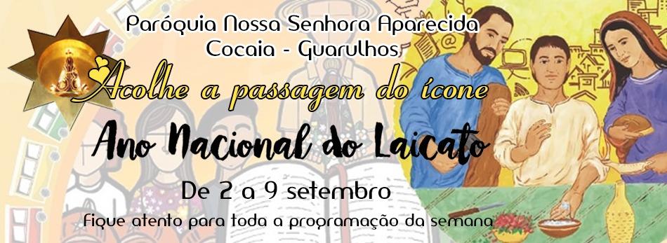 Paróquia Nossa Senhora Aparecida Cocaia - Guarulhos/SP