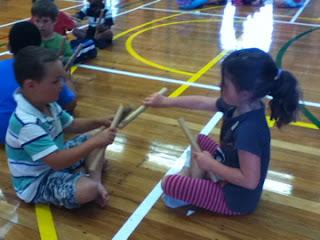 how to make rakau sticks