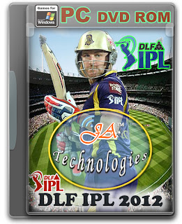 Indian Premier League 2012 Patch (DLF IPL-5) (New Links Updated) .