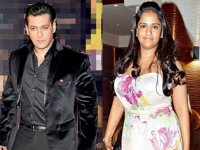Arpita Khan, Aayush Sharma, Salman Khan, Arjun Kapoor,