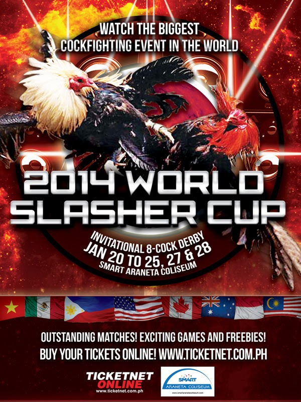 2014 World Slasher Cup 1 (Jan 20-26) photo