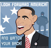Look Forward America, Vote for OBAMA!
