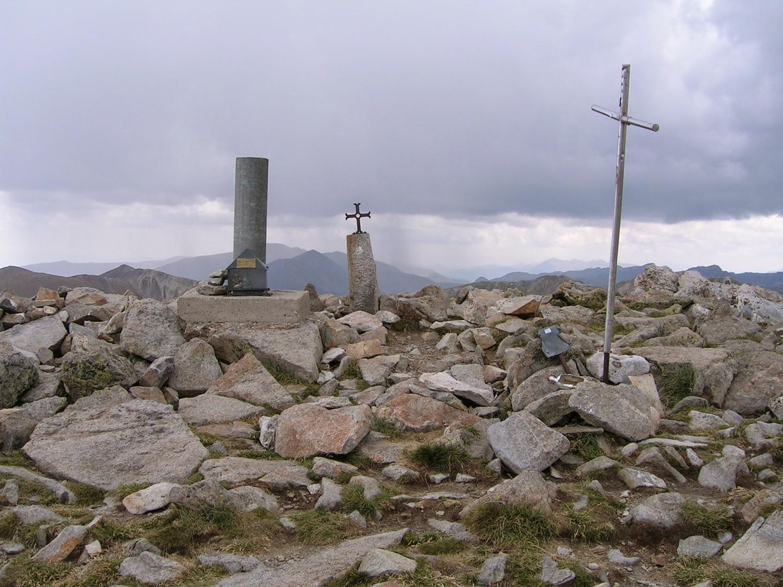 Puigpedrós (El repte dels 100 cims)