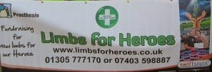 Limbs for Hero's Family Fun Day The Marsh Weymouth Sat 26th Jul 2014