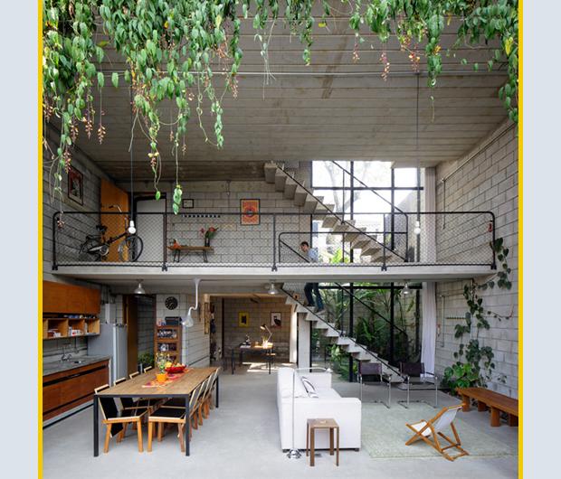 Prospettivecasa studio novarese srl la casa sul cortile for Piani di casa cortile interno