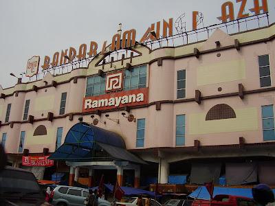 Bandar Lampung Plaza Tempat belanja murah di bandar lampung