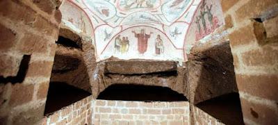 Χωματερή με επικίνδυνα απόβλητα στις κατακόμβες της Ρώμης