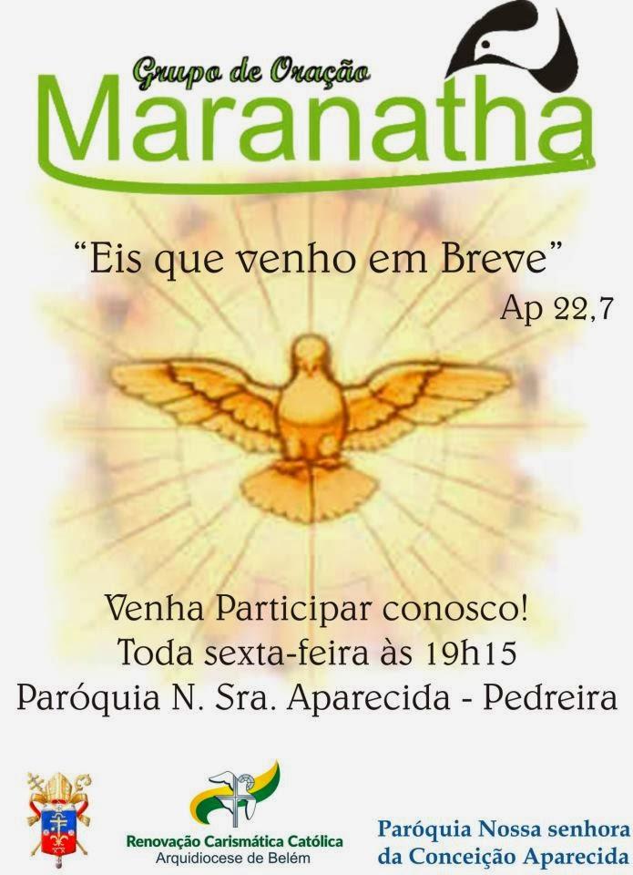Grupo de Oração Maranatha