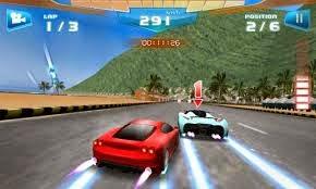 Một vòng đua fast racing