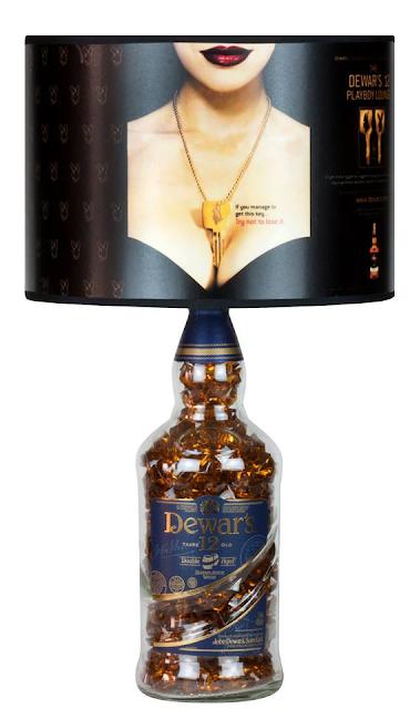 dewars lamp