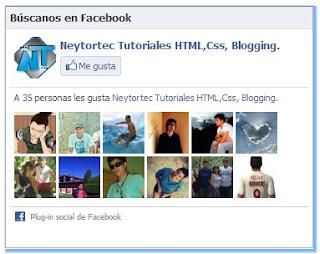Like Box de Facebook
