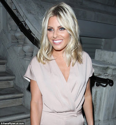 Hello Celebrity: At least she looks great! Mollie King