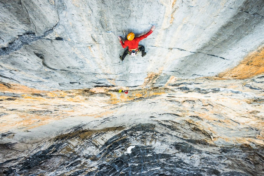 First Alpine route - Paciencia 8a Eiger nordwand & Dave MacLeod blog: First Alpine route - Paciencia 8a Eiger nordwand