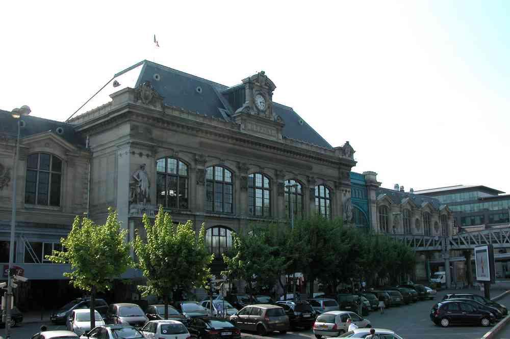 Paris archis quai d 39 austerlitz for Exterieur quai gare de l est