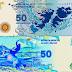 Nova cédula de 50 Pesos  - Argentina