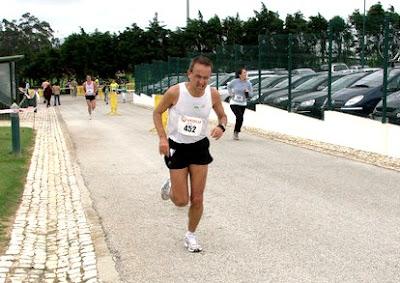 Foto na corrida dos Sinos em Mafra 2011