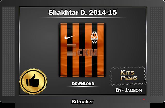 [A] Uniforme Shakhtar Donetsk 2014-15 | por Jadson