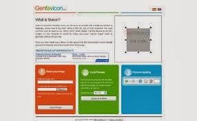 Genfavicon - Un site pour réaliser vos favicons