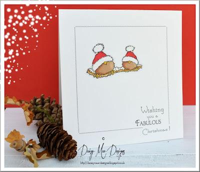 Christmas, robins, LIM