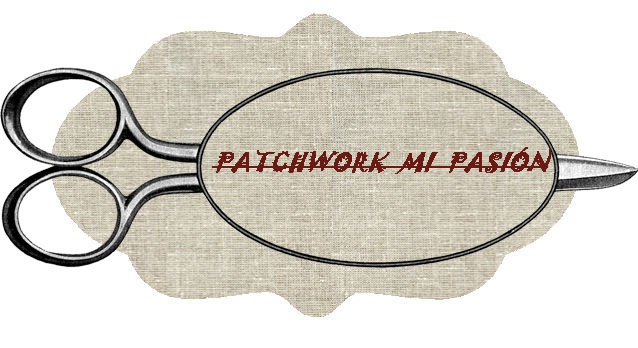 PATCHWORK MI PASION