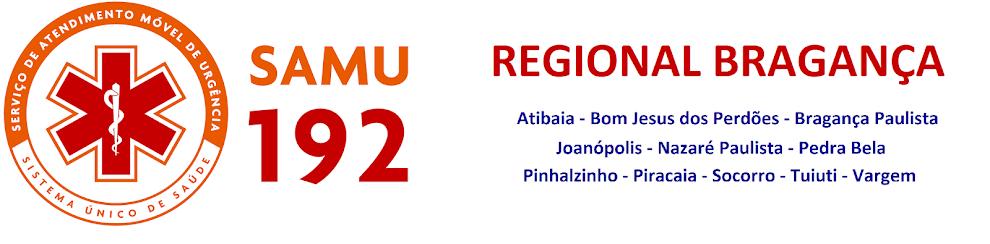 SAMU 192 Regional Bragança