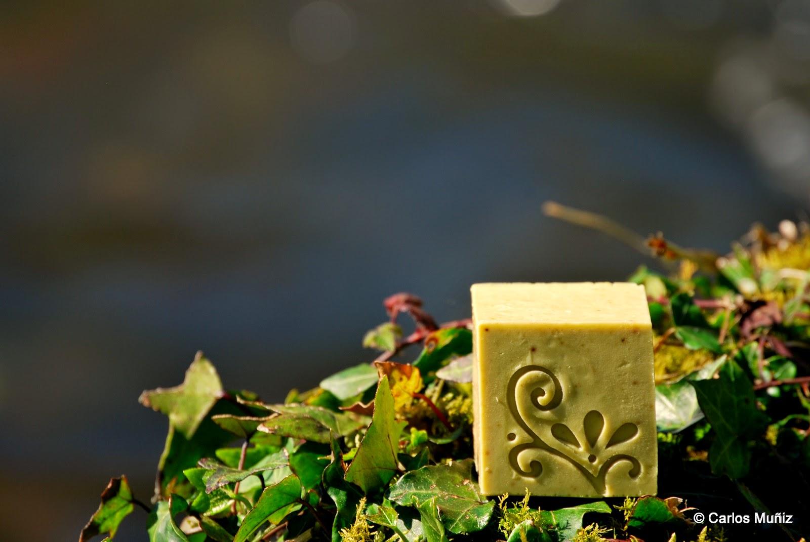 jabón de Alepo, jabón de laurel, jabón artesanaso, aceite de oliva, manteca de laurel