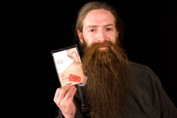 Aubrey de Grey - SENS Foundation