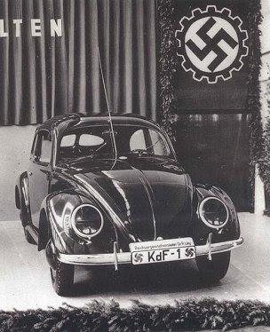 Imágenes de los primeros Kdf-Wagen