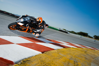 2012 KTM 1190 RC8R Superbike