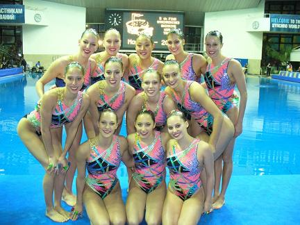 2010 FINA World Trophy - Moscow, Russia