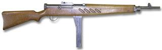SIG MKMS submachine gun