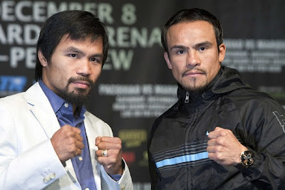 Pacquiao vs. Marquez IV match