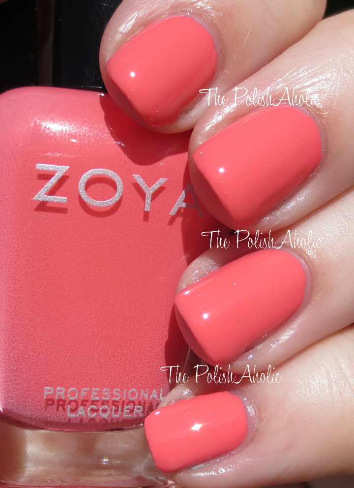 Overall I Like The Tickled Collection Im A Big Fan Of Creme Polishes So When Zoya Puts Out This My Picks Are Wendy And Ling