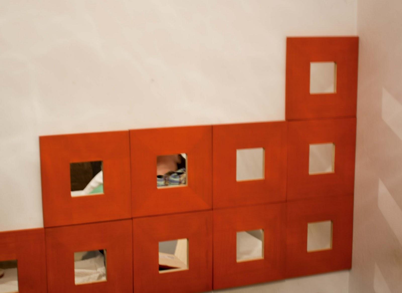 Nueve cabecero con espejos malma de ikea hay un trasto - Espejos de pared ikea ...