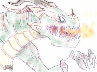 dessinateur illustrateur graphiste animateur bande dessinee croquis illustration crayonne animation graphisme artist illustrator graphic design animator comic book sketch sketches jonathan jon lankry sketchbook pro zen brushes ipad dragon