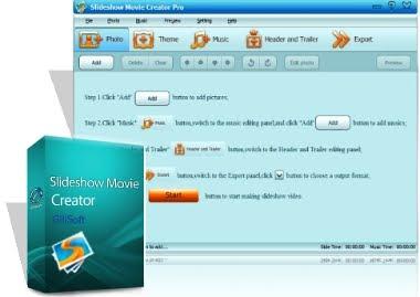 GiliSoft SlideShow Movie Creator Pro GiliSoft 2BSlideShow 2BMovie 2BCreator 2BPro
