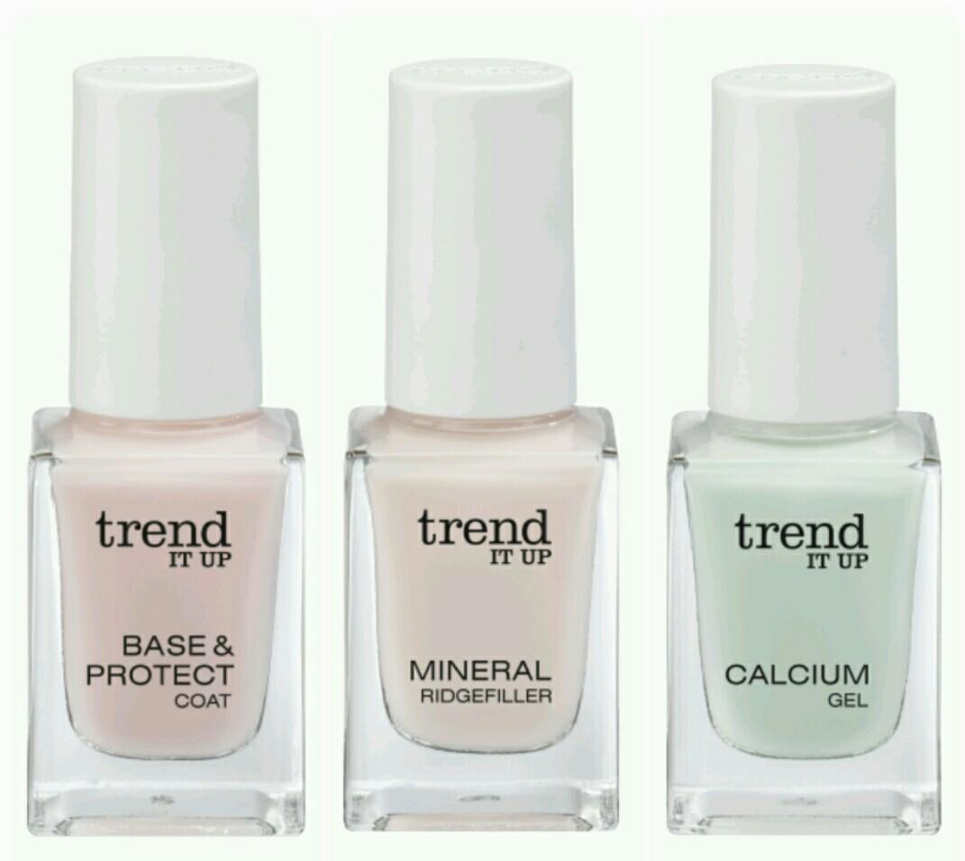 lari_loves_kosmetik: Die neue dm-Marke trend IT UP - Nagelpflege
