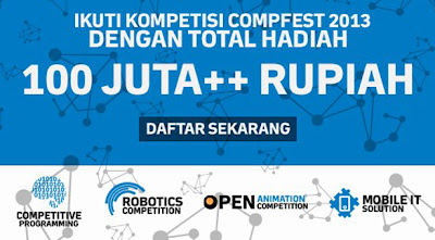Info Kompetisi Open Animation COMPFEST 2013