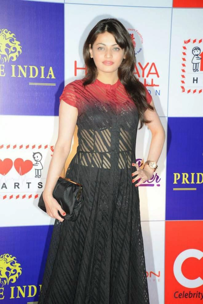 Sneha Ullal See Through Dress Disaster Stuns Onlookers