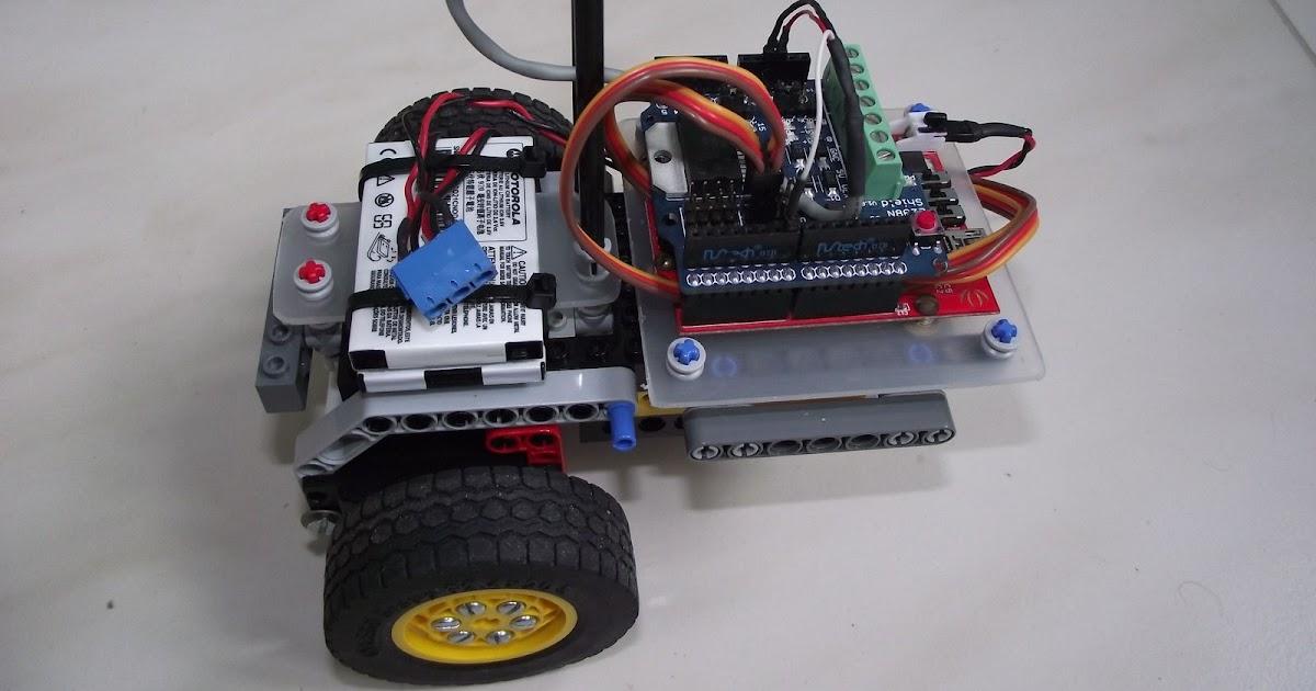 Projetos arduino motor drive shield l n