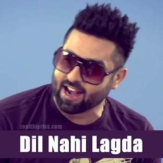 Dil Nahi Lagda Lyrics - Harsimran