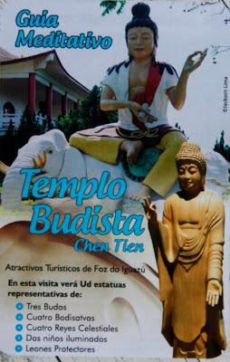 Templo Budista en Español