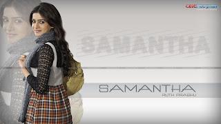 Samantha Ruth Prabhu HQ Wallpapers