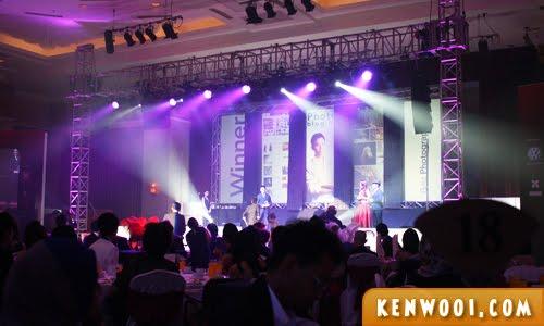 putrajaya marriott ballroom stage