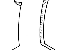 Number 6 Coloring Page Free